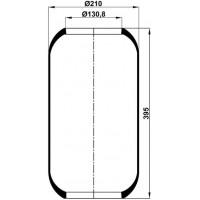 Roll Körükler MX-644