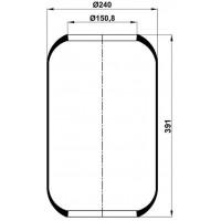 Roll Körükler MX-661