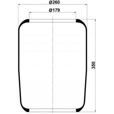 Roll Körükler MX-701