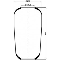 Roll Körükler MX-1421