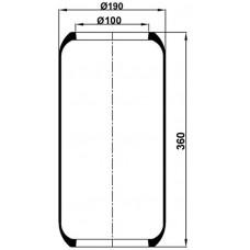 Roll Körükler MX-0810