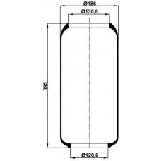 Roll Körükler MX-1277