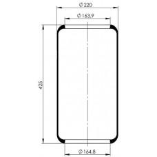 Roll Körükler MX-0545