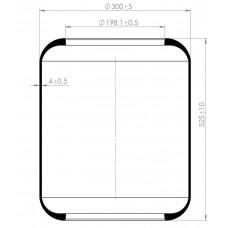Roll Körükler MX-0115
