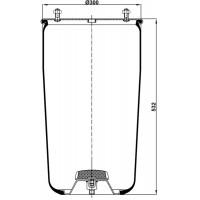 Servis Tipi Körükler (Pistonsuz) MX-881.P