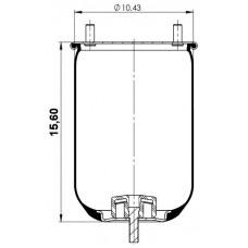 Amerikan Servis Tip Körükler (Pistonsuz) MX-A8050.P