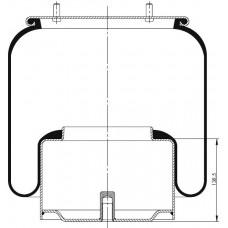 Komple Körükler MX-1850.K