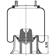 Amerikan Komple Körükler MX-A4156.8KPP
