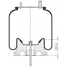 Komple Körükler MX-1163.KPP